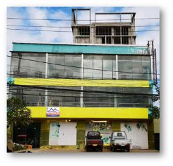 ID: 4587- Building/Office by main road of Souphanouvong road in downtown for rent
