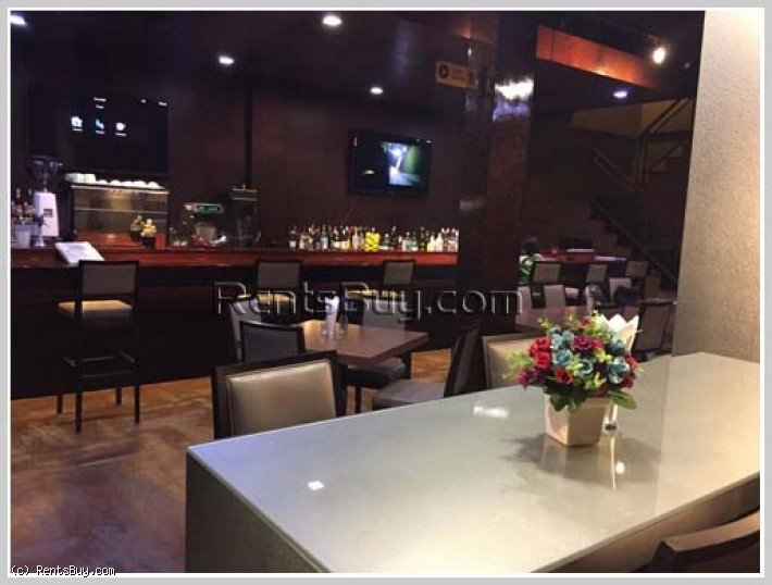 ID: 3467 - Restaurant Business for sale near Meuang Than hotel
