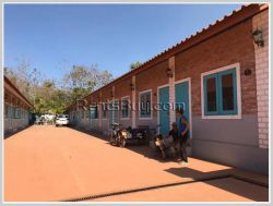 ID: 4322 - Row house close to National University of Laos for sale