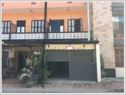 ID: 3735 - Nice shophouse near Mekong River by pave road for rent