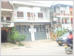 ID: 907 - Shophouse near main road for rent