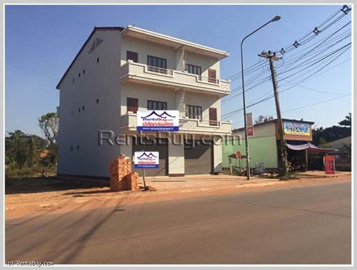 ID: 3889 - Nice house near main road and near National University of Laos for rent