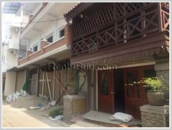 ID: 4119 - Nice shop house in prime location close to Mekong River by pave road for rent