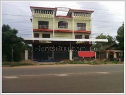 ID: 3280 - Shophouse near main road for rent