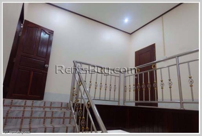 ID: 3823 - Nice shop house next to concrete road for rent near diplomatic area