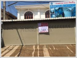 ID: 3081 - Shop house near main road for rent and sale