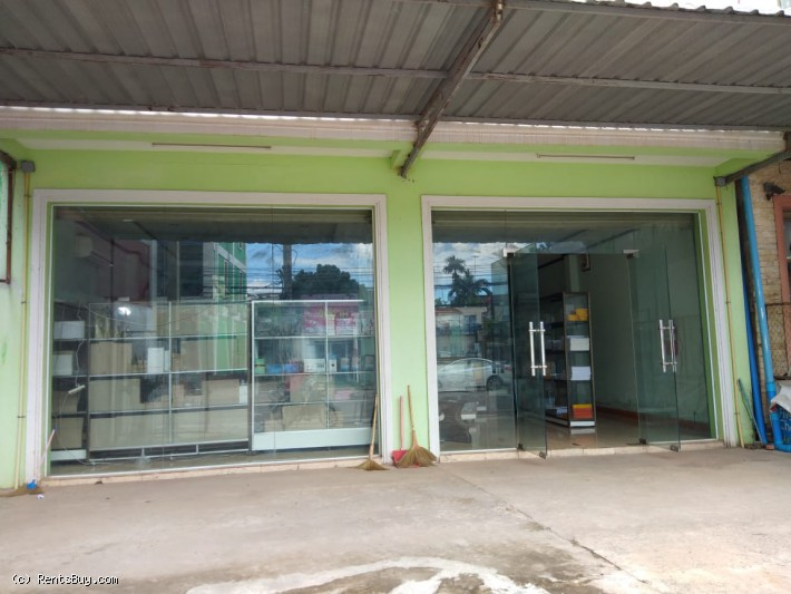 ID: 4297 - Nice shop-house for sale next to main road in Ban Dongmieng