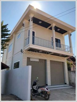 ID: 3963 - Shop house for sale in Ban Nonkhilake