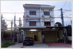 ID: 3546 - Nice shop house in diplomatic area for rent