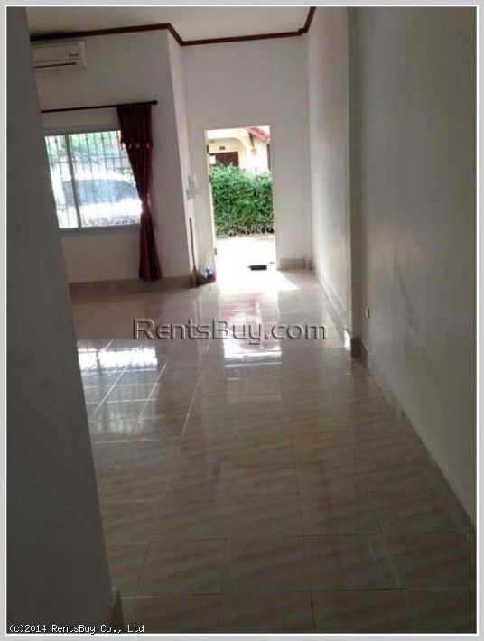 ID: 2630 - New Townhouse by good access near Local market