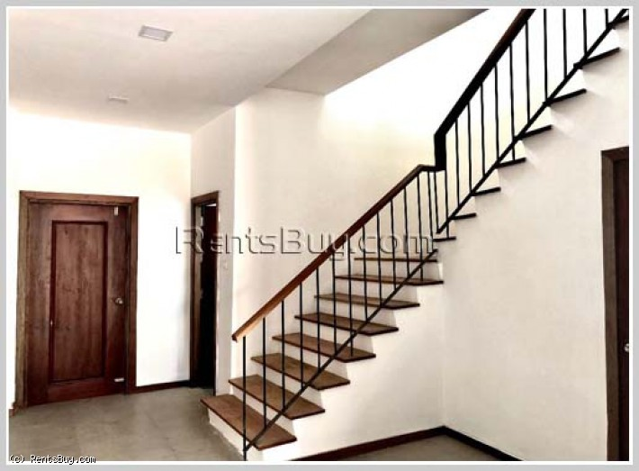 ID: 3901 - The new modern Townhouse near Embassy of Thailand for sale