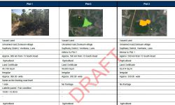ID: 4382 - Vacant Shady land for agriculture in Ban Doneloum, Saythany, for sale