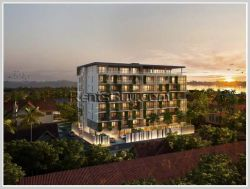 ID: 3378 - Riverview Condo in Vientiane for sale
