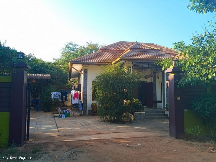 ID: 4392 - Brand new house for sale in Sokkham Village