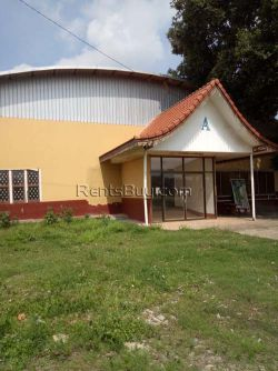 ID: 4393 - large warehouse for rent with office and dormitory